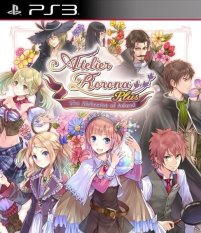 PS3 Atelier Rorona Plus The Alchemist Of Arland / R2 (English)