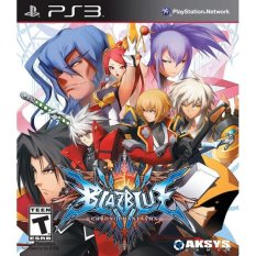 PS3 BlazBlue: Chrono Phantasma / R1 (English)