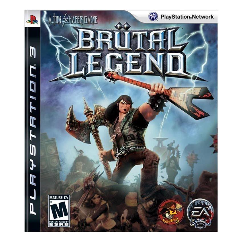 PS3 Brutal Legend / R2 (English)