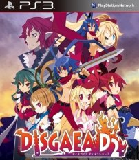 PS3 Disgaea D2: A Brighter Darkness / R2 (English)