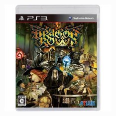 PS3 Dragon's Crown / R3 (Japanese, Chinese)