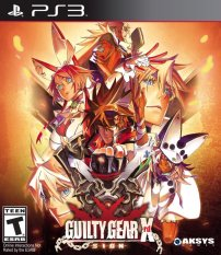 PS3 Guilty Gear Xrd – SIGN / R1 (English)