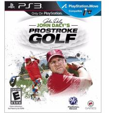 PS3 JOHN DALY'S PROSTROKE GOLF