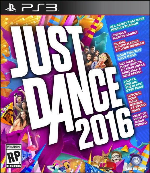 PS3 Just Dance 2016 / R3 (English)
