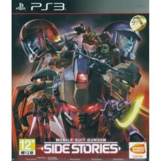 PS3 Mobile Suit Gundam Side Stories (R3) Chinese