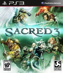 PS3 Sacred 3 / R3 (English)