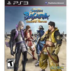 PS3 Sengoku Basara Samurai Heroes (R1)