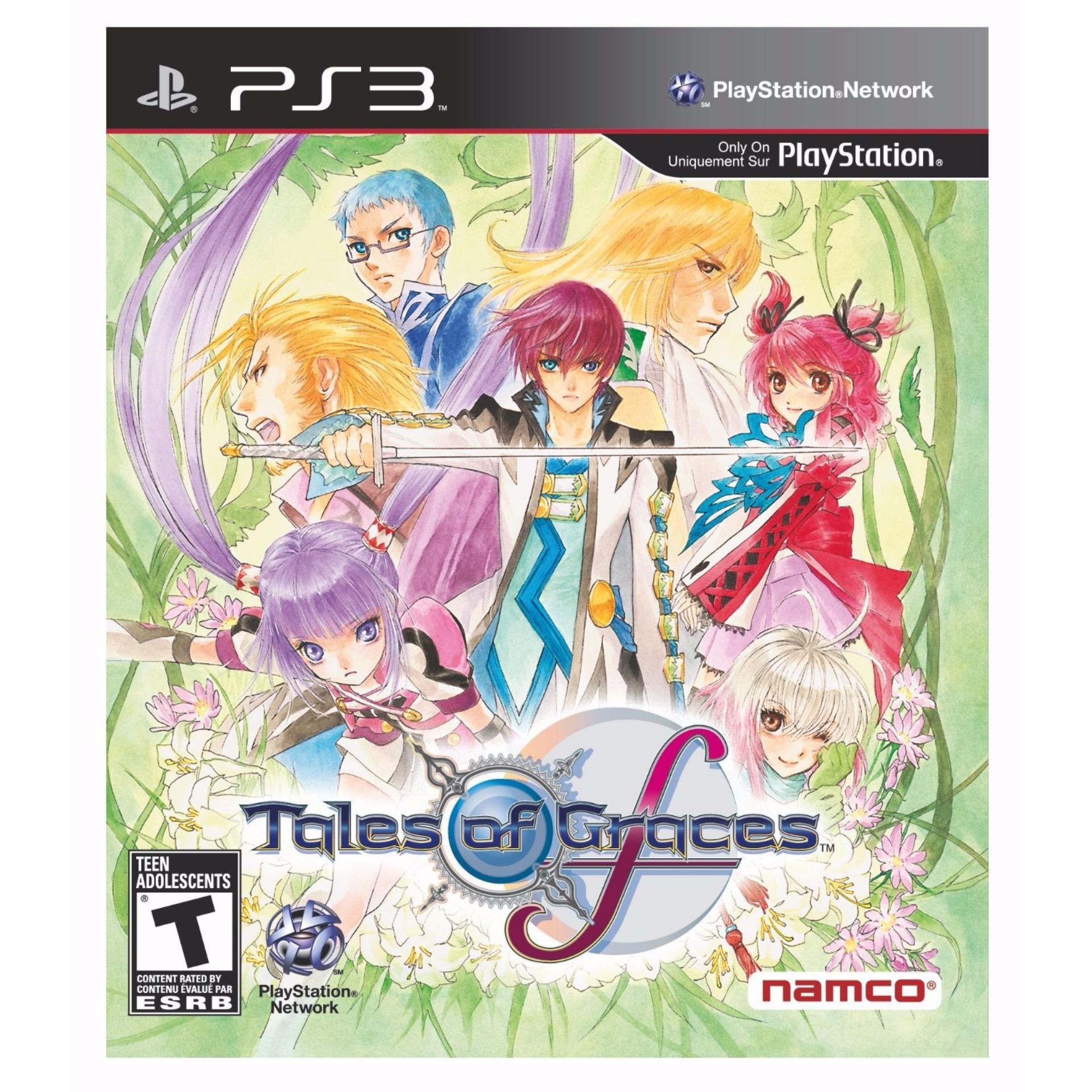 PS3 Tales of Graces F (R1)