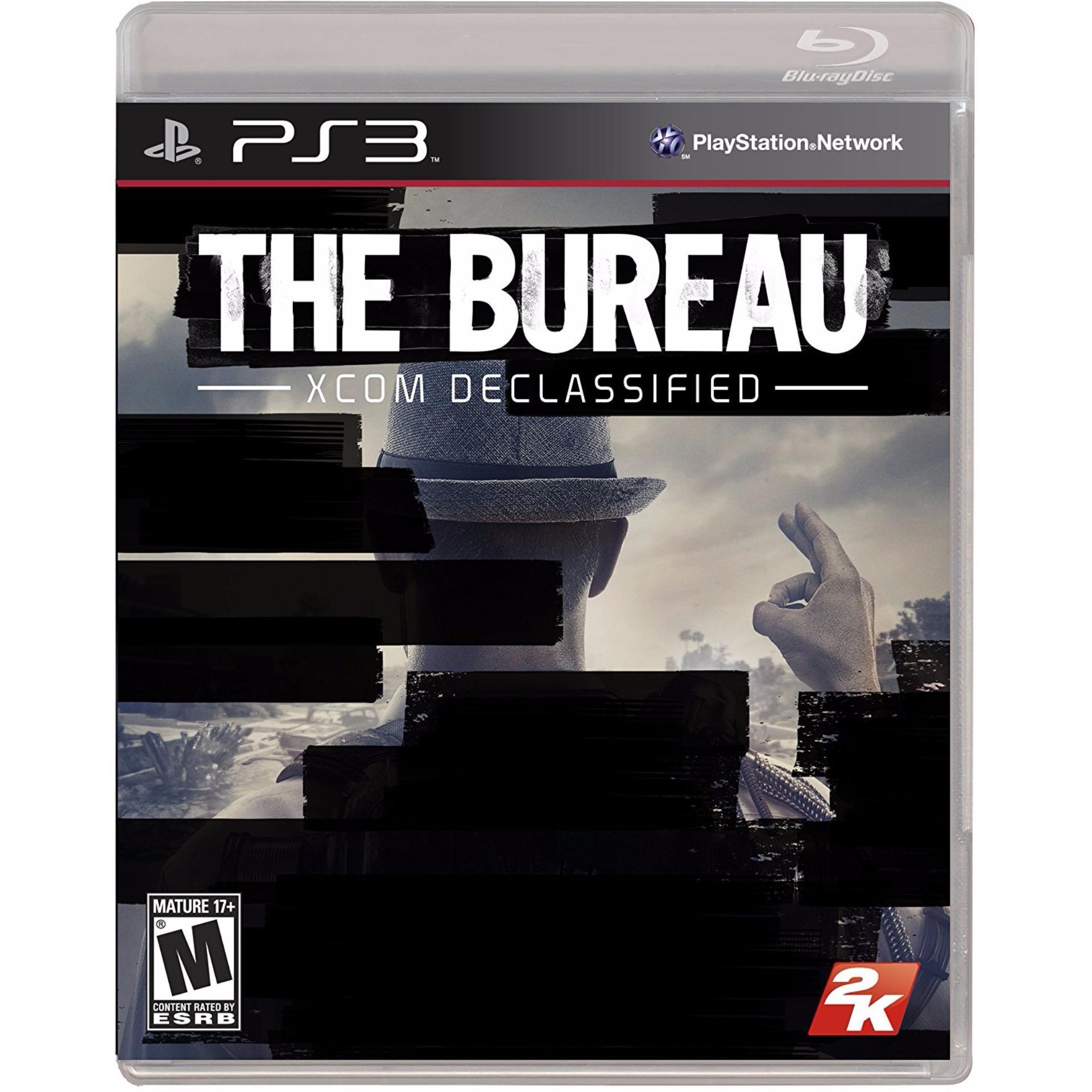 PS3 The Bureau Xcom Declassified (R3)