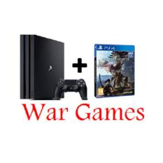 PS4 1Tb Pro Bundle Monster Hunter Worlds Region 1