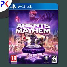 PS4 Agents of Mayhem (R3)