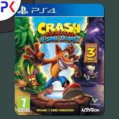 PS4 Crash Bandicoot N. Sane Trilogy (R2)
