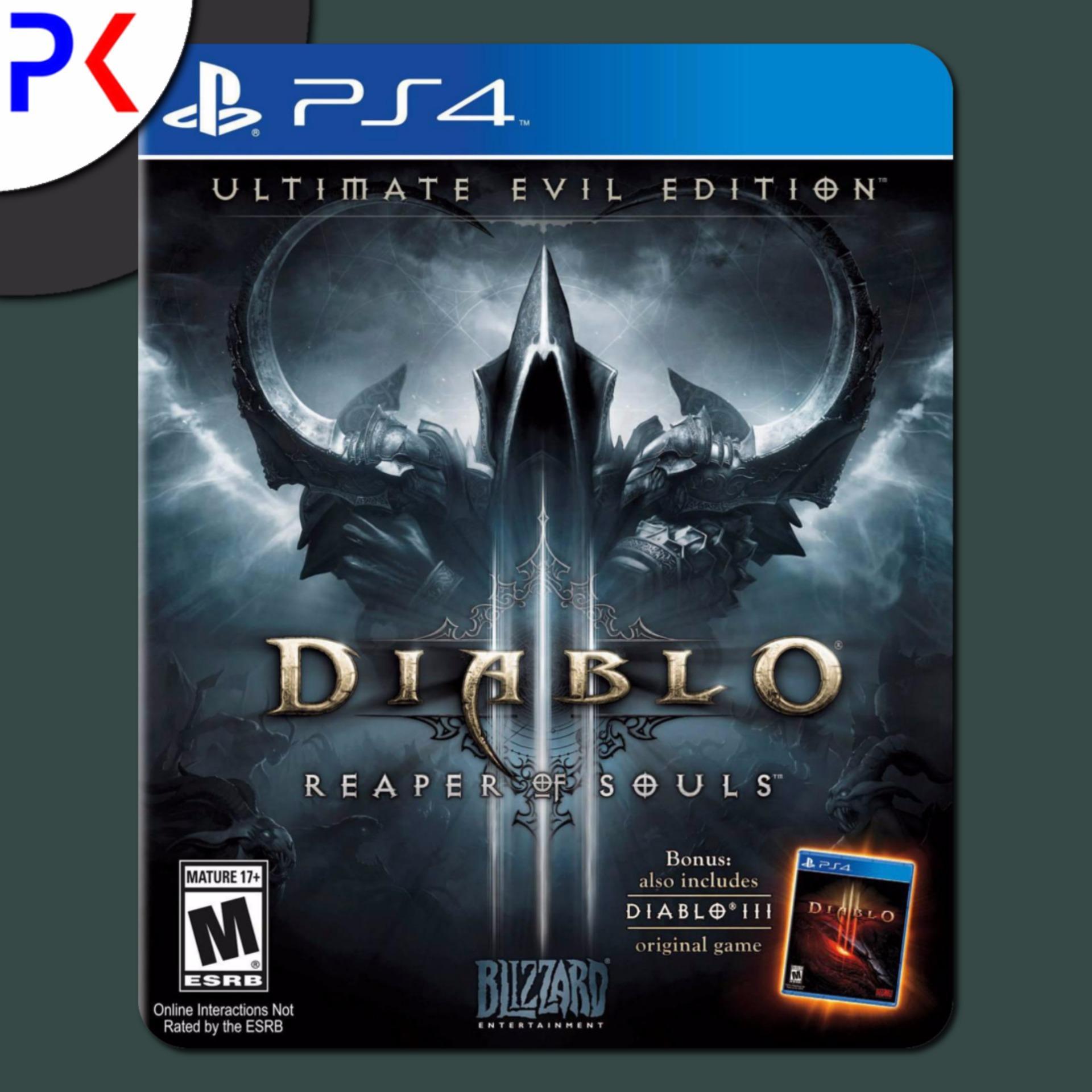 PS4 Diablo III: Ultimate Evil Edition (R2)