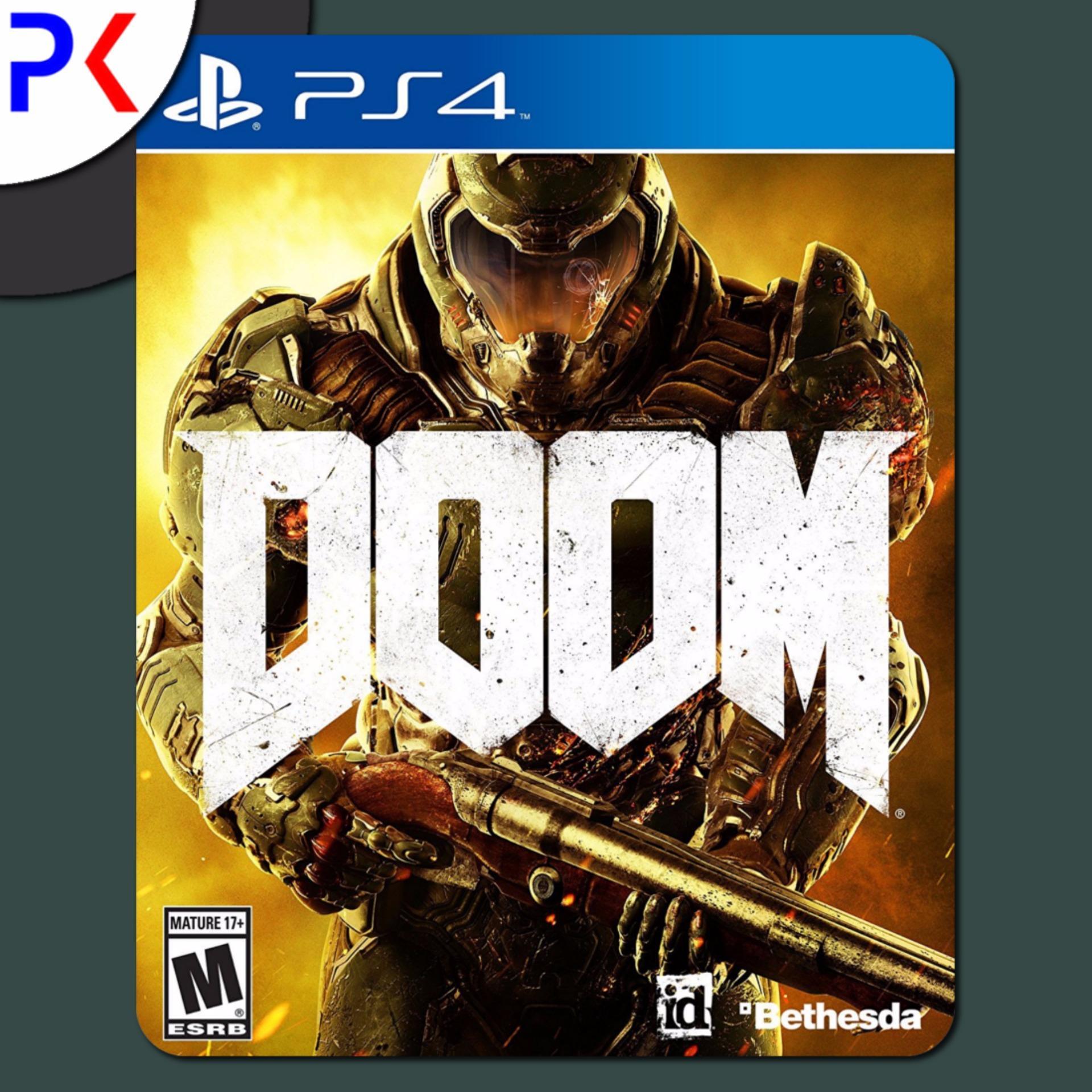 PS4 DOOM (R3)