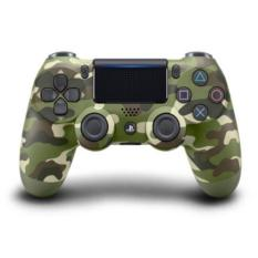 PS4 Dualshock 4 Controller (Camo Green) New Version