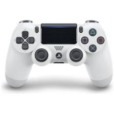 PS4 Dualshock 4 Wireless Controller/Glacier White