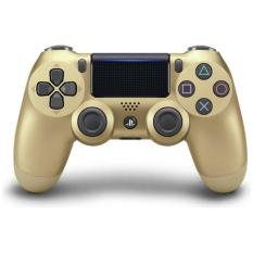 PS4 Dualshock 4 Wireless Controller/Gold