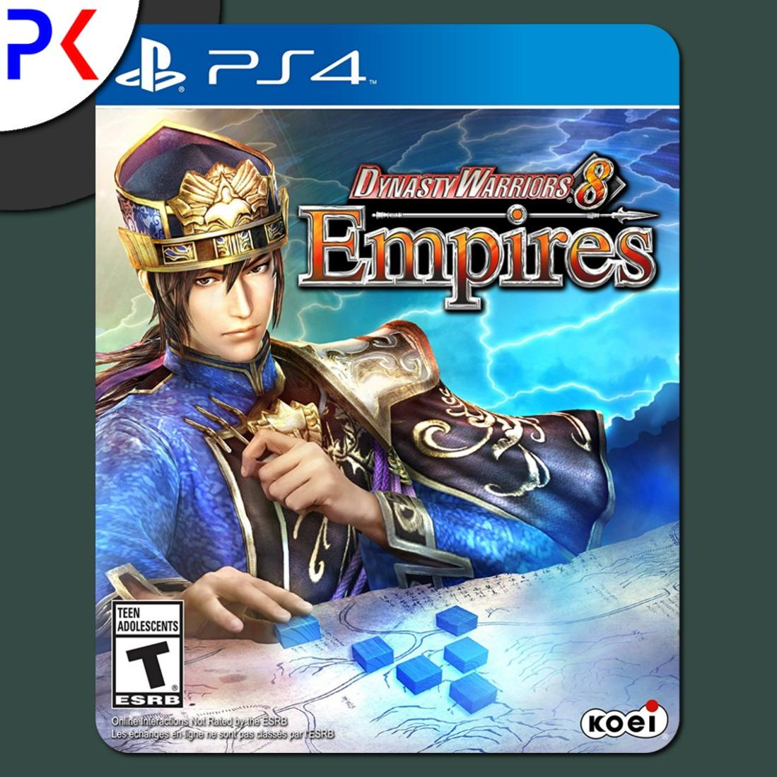 PS4 Dynasty Warriors 8: Empires (R2)