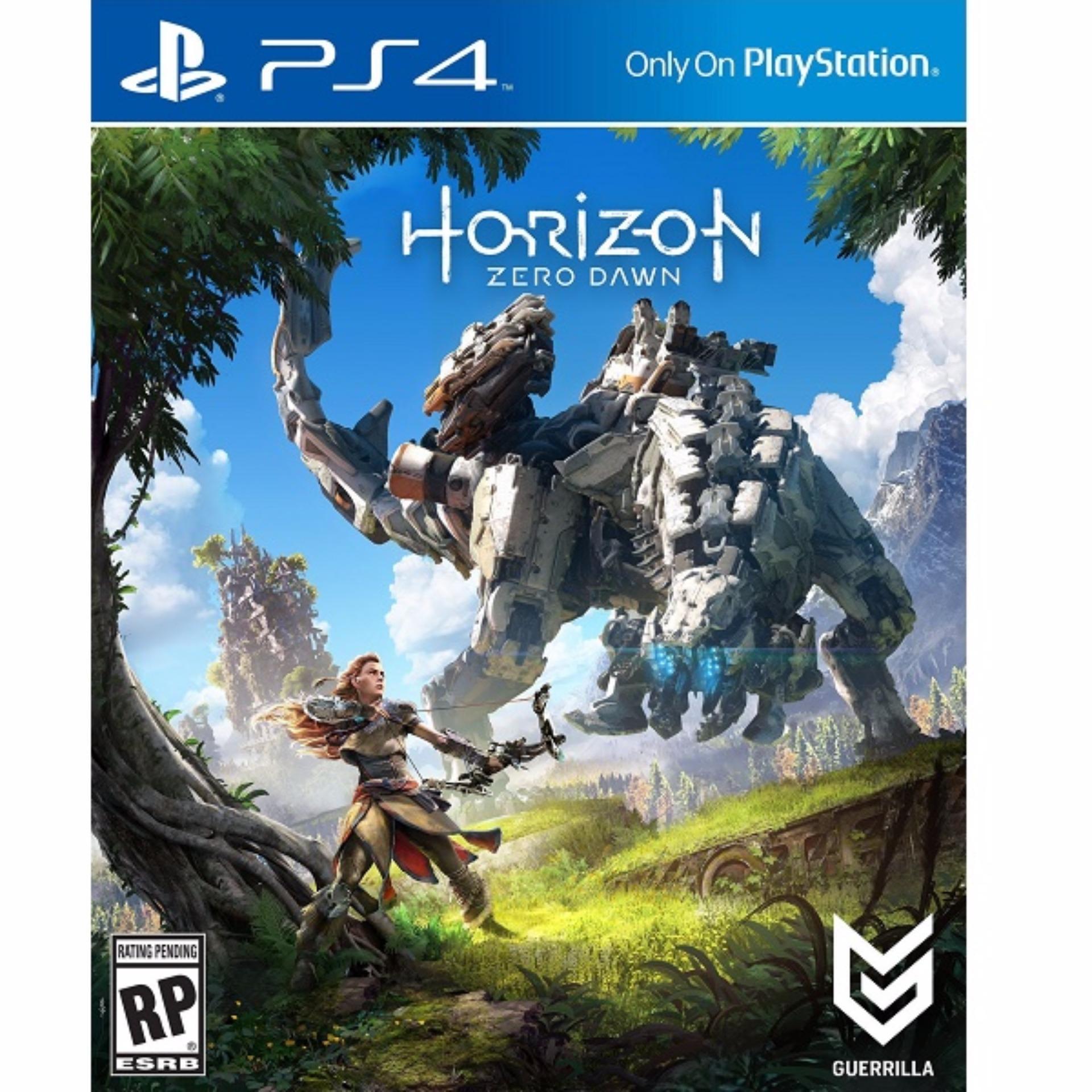 PS4 Horizon Zero Dawn(Blue)