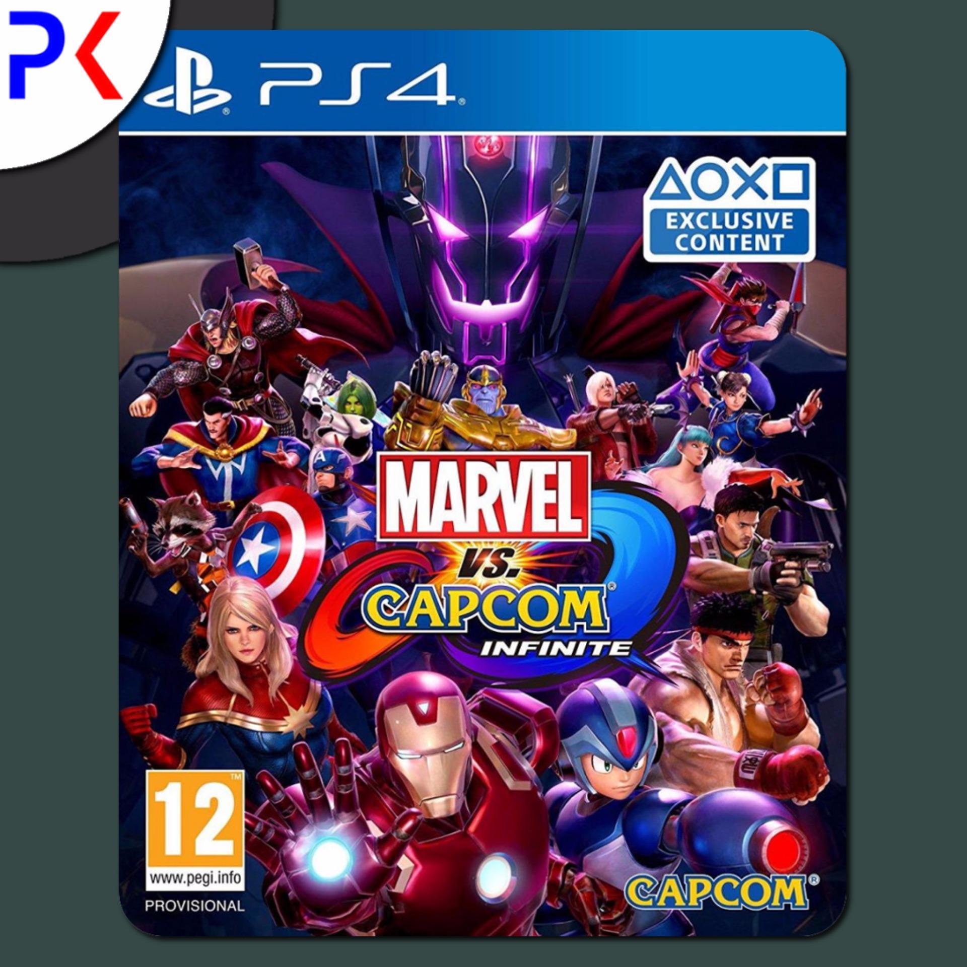 PS4 Marvel Vs Capcom Infinite (R1)