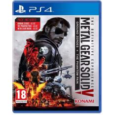PS4 Metal Gear Solid V: The Definitive Experience (R2)