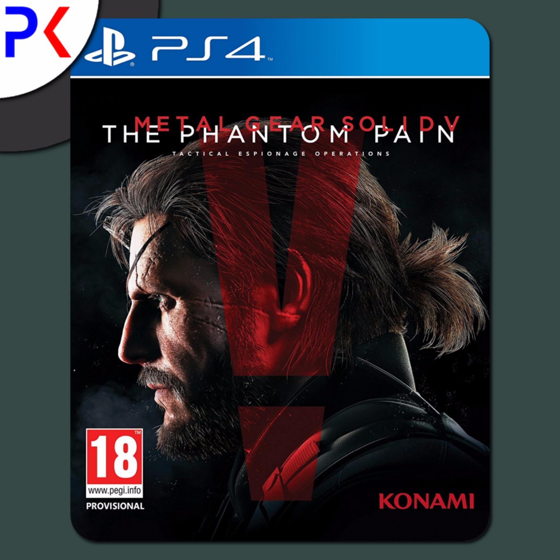PS4 Metal Gear Solid V: The Phantom Pain (R2)