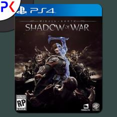 PS4 Middle-earth: Shadow of War (R3) + Collectable Ring