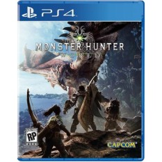 PS4 Monster Hunter World / R2
