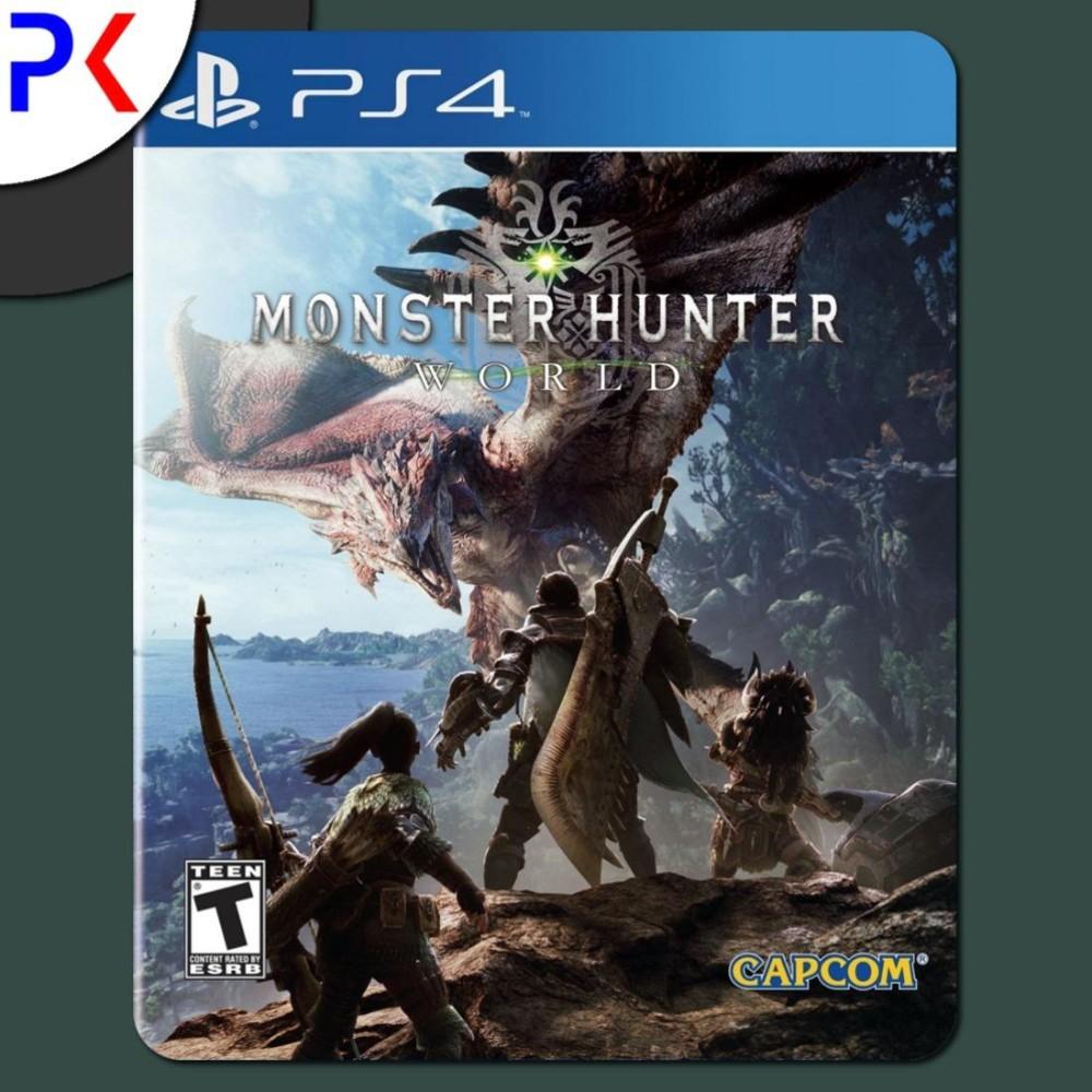 PS4 Monster Hunter: World (R2)