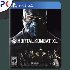 PS4 Mortal Kombat XL (R3)