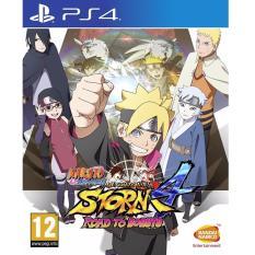 PS4 Naruto Shippuden: Ultimate Ninja Storm 4 – Road to Boruto (R1)