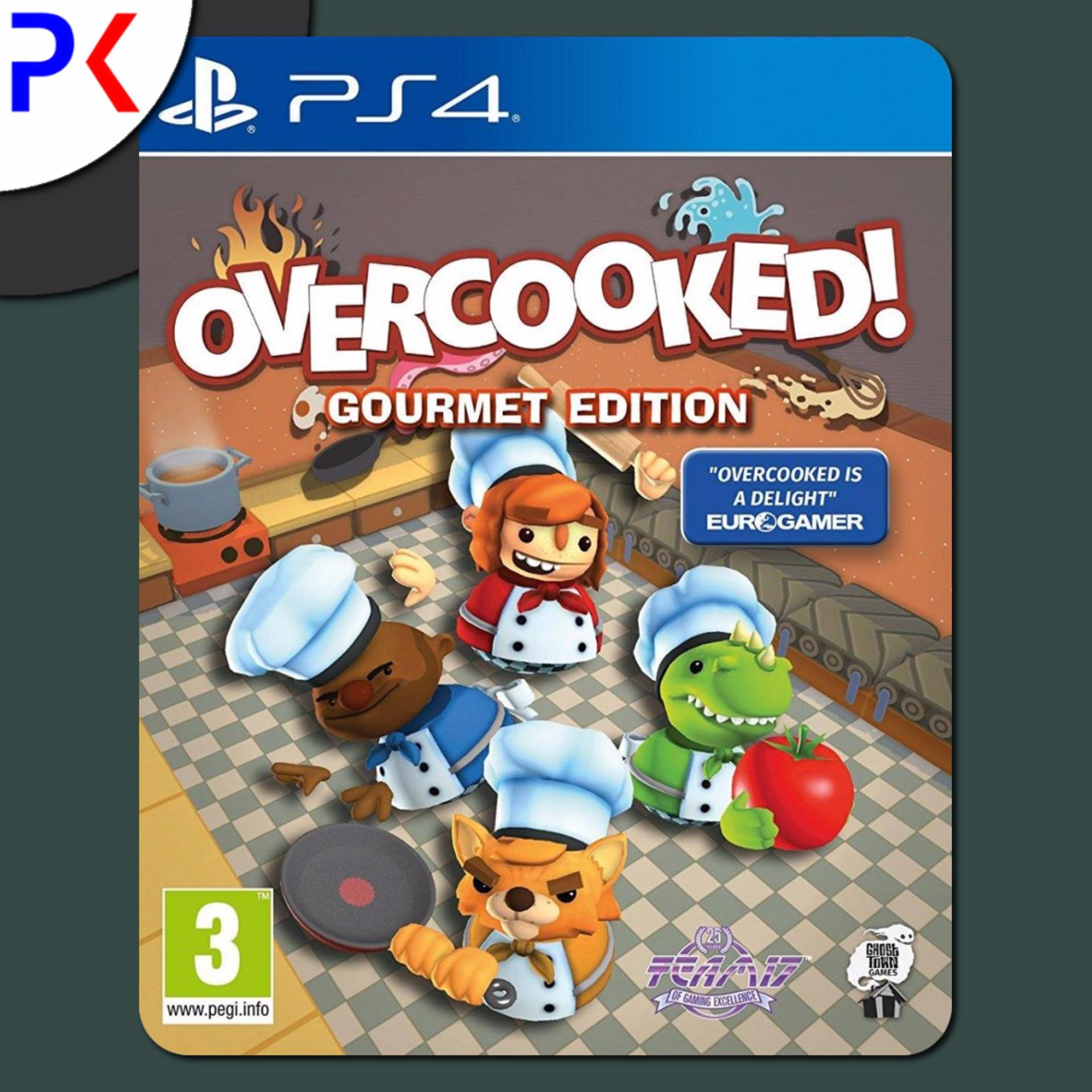 PS4 Overcooked (R1)