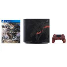 PS4 Pro 1TB – Monster Hunter Limited Edition