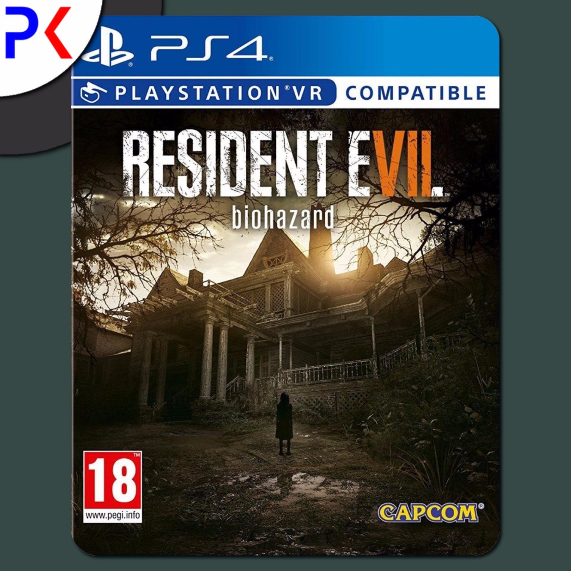 PS4 Resident Evil 7: biohazard (R2)
