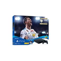 PS4 Slim 500GB FIFA 18 Bundle with 3 Months PS Plus and 27 Months Warranty