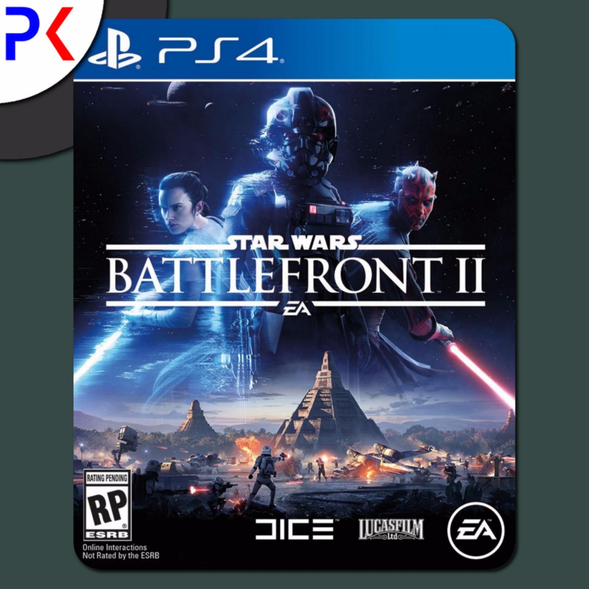 PS4 Star Wars Battlefront II (R3)