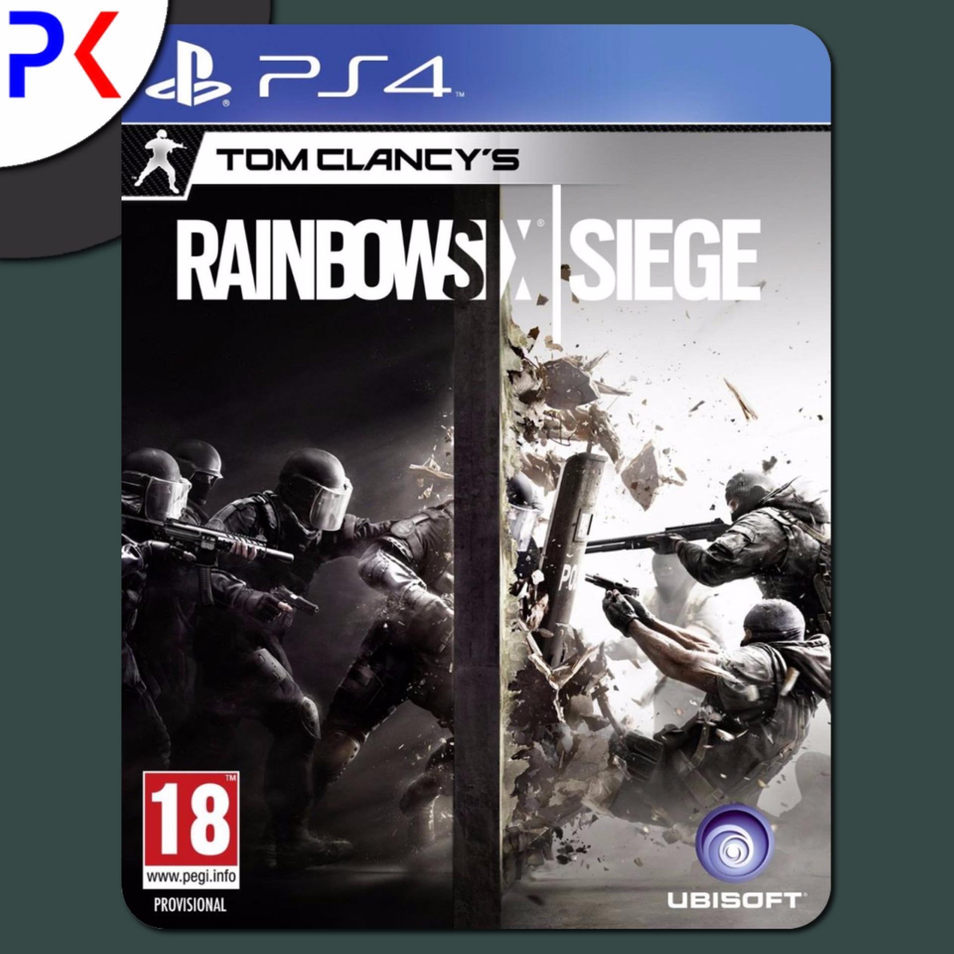 PS4 Tom Clancy's Rainbow Six Siege (R2)