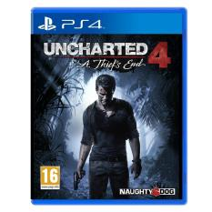 PS4 Uncharted 4 – A Thief's End Region ALL(Blue)