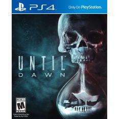 PS4 Until Dawn (R1)