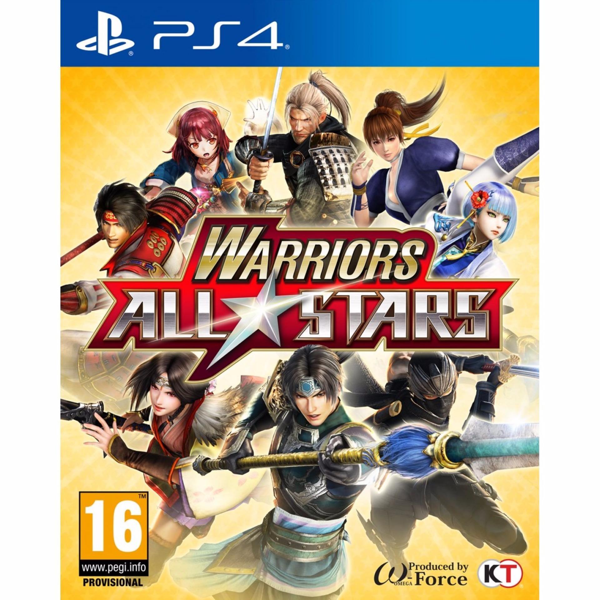 PS4 WARRIORS ALL STARS (R2)