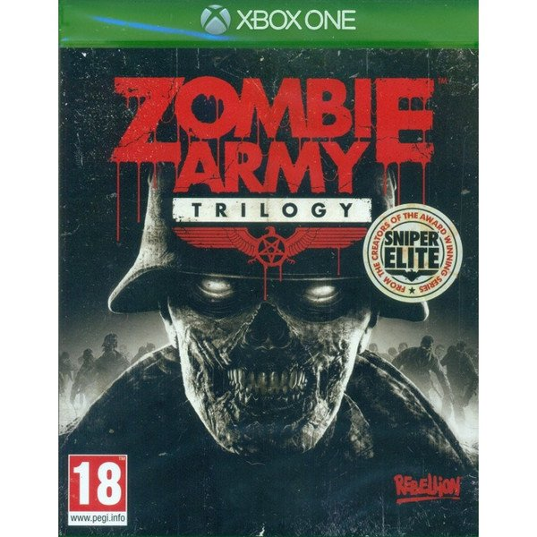 Rebella Mode Xbox One Zombie Army Trilogy