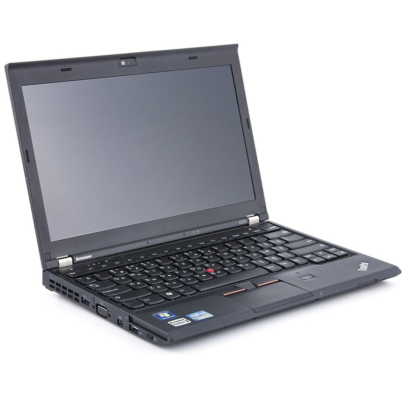 (Refurbished) Lenovo X230 12.5″ (3rd Gen) Core i5 8GB 256GB SSD
