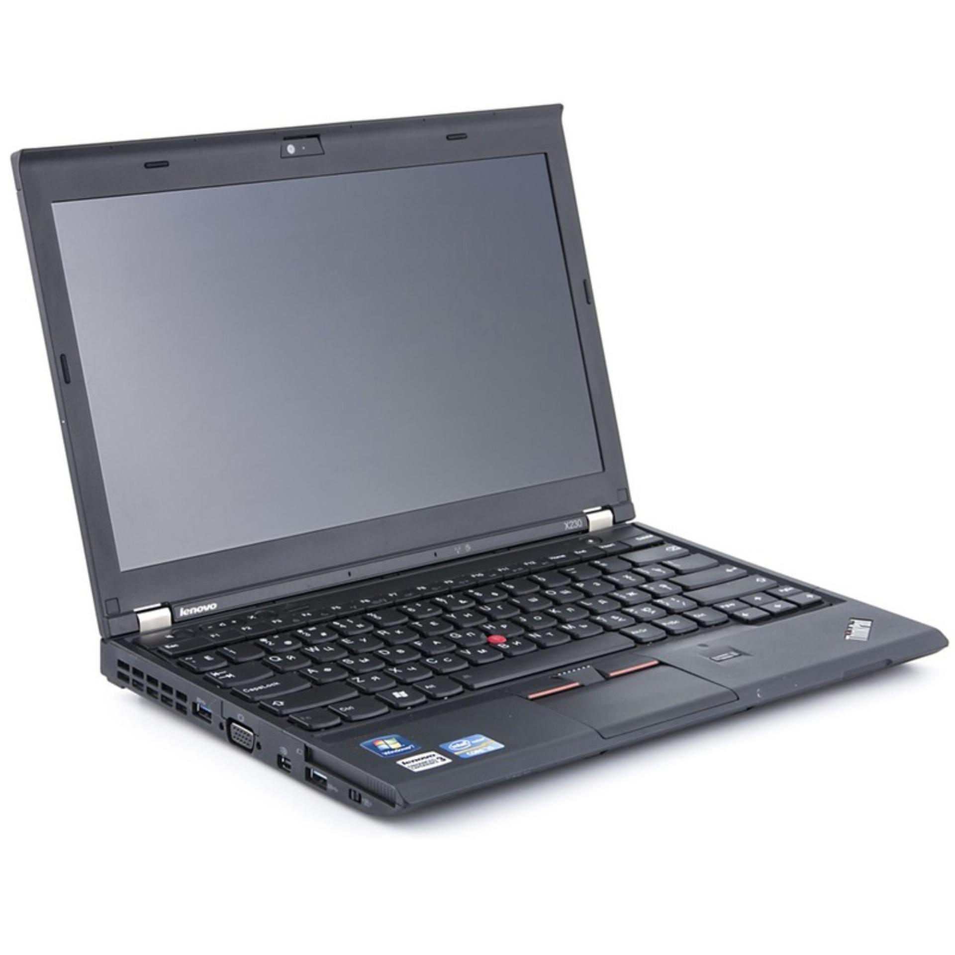 (Refurbished) Lenovo X230 12.5″ (3rd Gen) Core i5 8GB 320GB Windows 7 Pro 64 bit