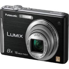 Refurbished ! Panasonic LUMIX DMC-FH27 BLACK 16.1MP Digital Camera w/ 8x Optical Zoom, 3.0″ Touch LCD Display, HD Movie Recording (Export)