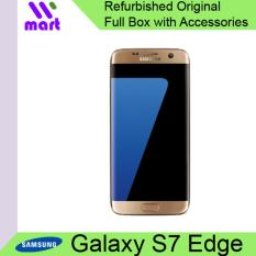 [Refurbished] Samsung Galaxy S7 Edge (Full Box)