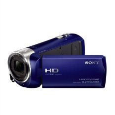 (Refurbished) Sony HDR-CX240B Video Camera 9.2MP ,54x Clear Image Zoom with 2.7-Inch LCD (BLUE) (Export)