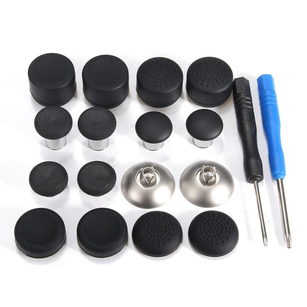 Replacement Magnetic Thumbsticks Button For XBox One Elite 3.5 mm/PS4 Controller - intl