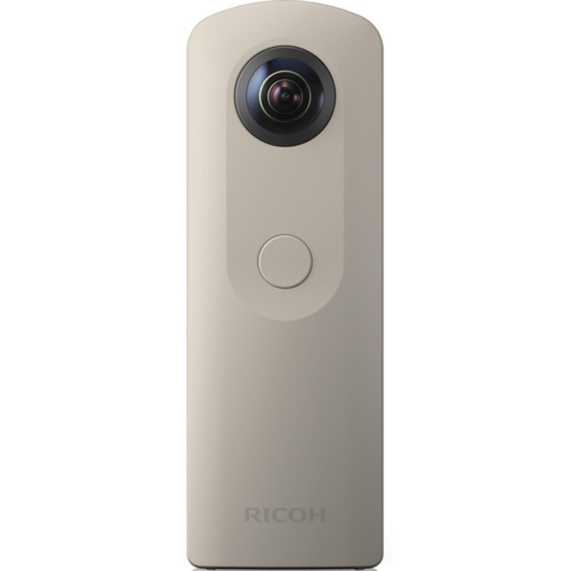 Ricoh Theta SC Spherical Digital Camera – [Beige]