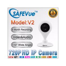 SAFEVue IP Camera CCTV V2 Brand of Singapore Night Vision 1 Year Warranty Wireless HD IDA
