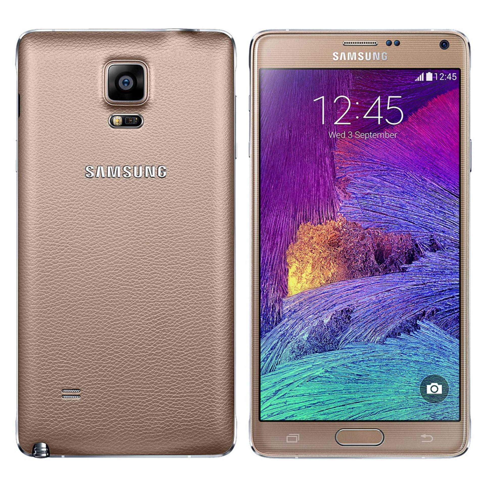SAMSUNG GALAXY NOTE 4 with Warranty